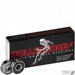 "ROLLERBONES BEARINGS ""608"" (16 pack) Rollerskate Roller Derby Rubber Shield 8mm Skate"